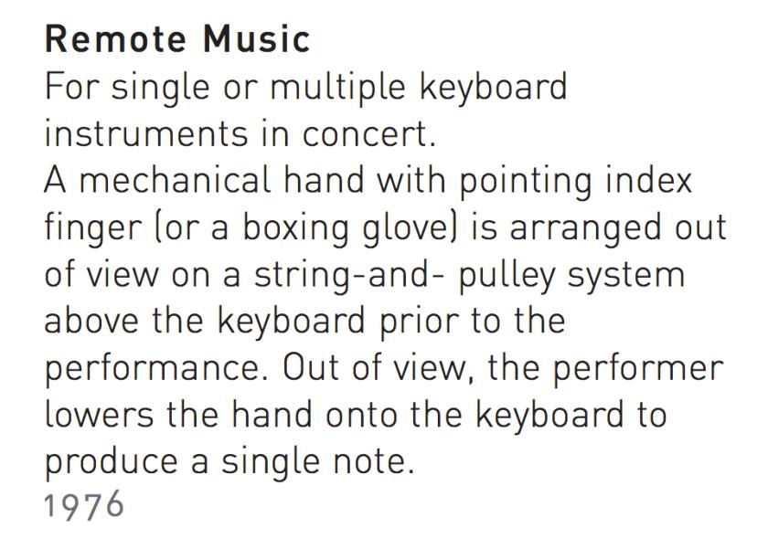 remote music